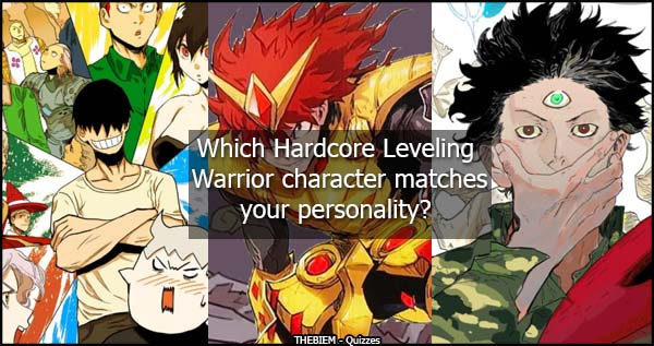Which HCLW character matches your personality
