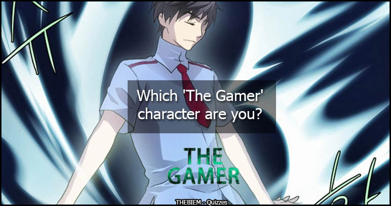 Which The Gamer Character Are You